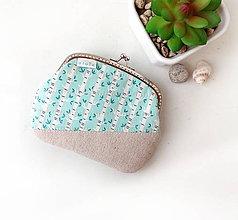 Peňaženky - Peňaženka XL Brezy - 12189763_