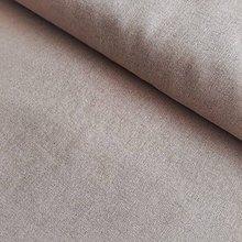 Textil - Béžová jednofarebná - 12191451_