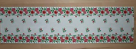 Úžitkový textil - Štóla Ruže v oblúkoch - 12195279_