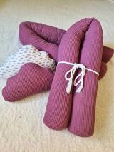 Textil - Šitie na zákazku  - valce do postele - 12194448_