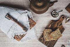 Pomôcky - Narezávatko na chlieb (rustik) - 12193627_