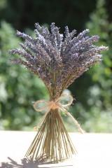 Potraviny - Dekoračná levanduľová kytička - 12194616_