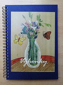 Knihy - Zbierka básní Výhonky - 12195181_