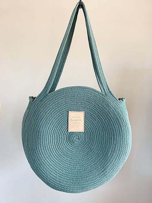 Veľké tašky - ZERO WASTE Taška Sage - 12193613_