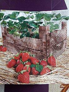 Papier - servítky 1740 ovocie (1476e) - 12196220_
