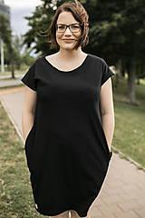 Šaty - Šaty Carrie - čierne - 12198493_