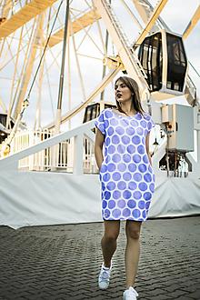 Šaty - Šaty Carrie - fialové - 12198478_