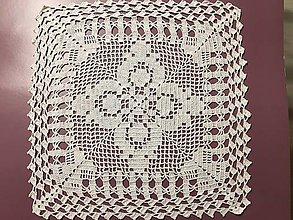 Úžitkový textil - Dečka - 12198345_