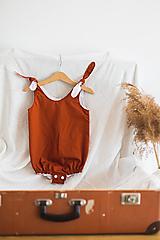 Detské oblečenie - Overal Rusty - 12200839_
