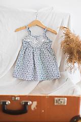 Detské oblečenie - Šaty Ola - 12200871_