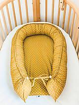 Textil - Hniezdo pre bábätko - 12200927_
