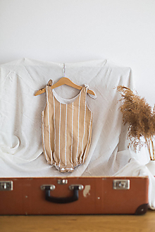 Detské oblečenie - Overal Roma - 12200876_