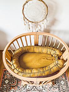 Textil - Hniezdo pre bábätko - 12200925_