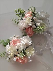 Pierka - Svadobné pierko (pre svadobnú mamu) - 12199305_