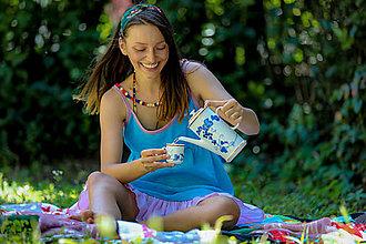 Úžitkový textil - Origo dekoško strom kvety - limit - 12203648_