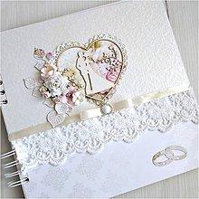 Papiernictvo - Svadobný set - 12204470_