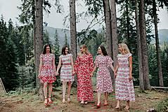 Šaty - krátke šaty potlač Sága krásy - 12203869_