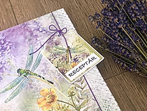 Papiernictvo - Receptárik - rastlinky I. - 12204752_