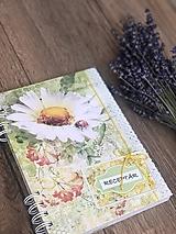 Papiernictvo - Receptárik - rastlinky V. - 12204813_