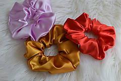 Ozdoby do vlasov - Set elegantných gumičiek - 12205533_