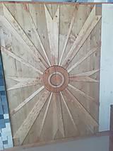 Nábytok - Posuvné dvere slnko - 12205321_