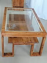 Nábytok - Konferenčný stolík Magdaléna 1 - 12205411_