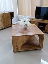 Nábytok - Konferenčný stolík Soňa 1 - 12205463_