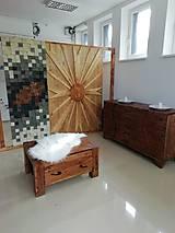Nábytok - Posuvné dvere mozaika - 12205538_