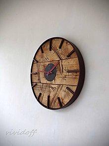 Hodiny - hodiny Industry-Rusty 2 - 12207363_