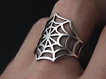 Prstene - Pavúčí prsteň - 12208460_