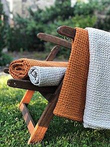 Úžitkový textil - Ľanové osušky - 12207645_