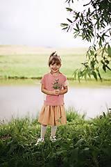 Detské oblečenie - Tričko ELLA - 12210474_