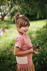 Detské oblečenie - Tričko ELLA - 12210476_