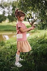 Detské oblečenie - Tričko ELLA - 12210477_