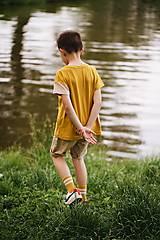 Detské oblečenie - Tričko LEO - 12210484_