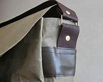 Veľké tašky - Messenger bag - 12210490_