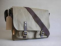 Veľké tašky - Messenger bag - 12210511_