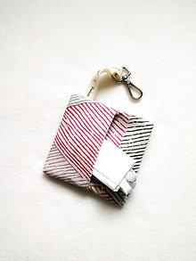 Taštičky - Puzdro na rúško, geometria - 12209994_