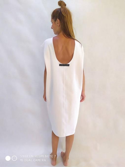Šaty - ŠATY s chrbtovým dekoltom - 12209229_