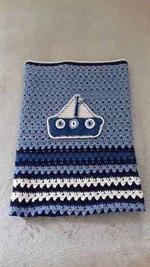 Textil - Detská deka - 12212863_