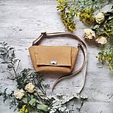 Kabelky - Kabelka CUTE bag - bronzová hnedá - 12213111_
