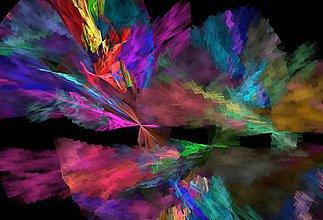 Obrazy - Abstraktný obraz - 12214245_