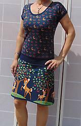 Šaty - Šaty srneček, velikost S, M a XL (SLEVA) - 12214687_