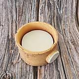 Drogéria - Keramická miska na mydlo na holenie, 11 cm - 12211994_
