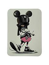 Magnetky - Myšiak magnetka - 12213497_
