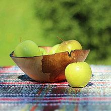 Nádoby - Miska zo starej jablone - 12213943_