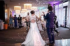 Šaty - Danica, hodvábne svadobné šaty - 12217348_