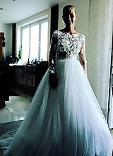 Šaty - Romantika Dominika, svadobné šaty - 12217444_