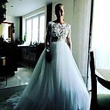 Šaty - Romantika Dominika, svadobné šaty - 12217449_