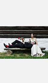 Šaty - Erica a la provance a Kláštor pod Znievom - 12217799_